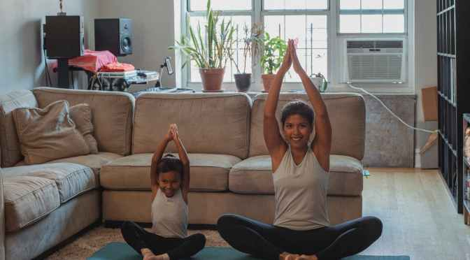 Helping Your Kids get Physically Fit