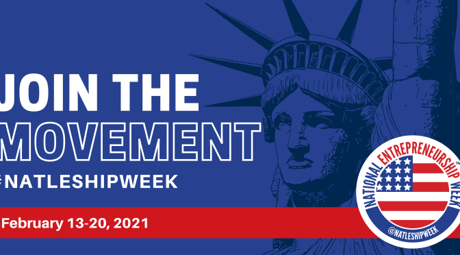 Support National Entrepreneurship Week